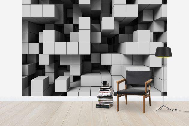 Wallpaper Gambar Grafiti 3d 15 Outstanding Wall Art Ideas Inspired By Optical Illusions