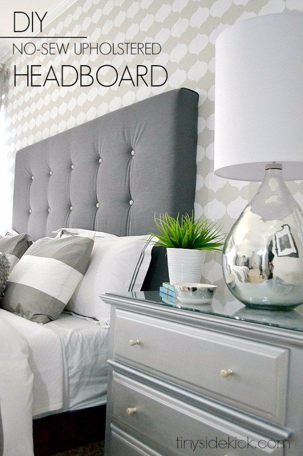 Beautiful DIY Headboard Designs Your Bedroom Needs - design your bedroom