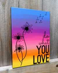 15 Super Easy DIY Canvas Painting Ideas For Artistic Home ...
