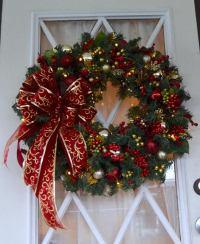 15 Alluring Handmade Christmas Wreath Designs That Will