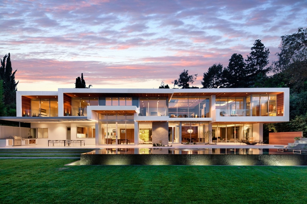 Awesome Modern And Luxury Home Design Images - Decorating Design - luxury home designs