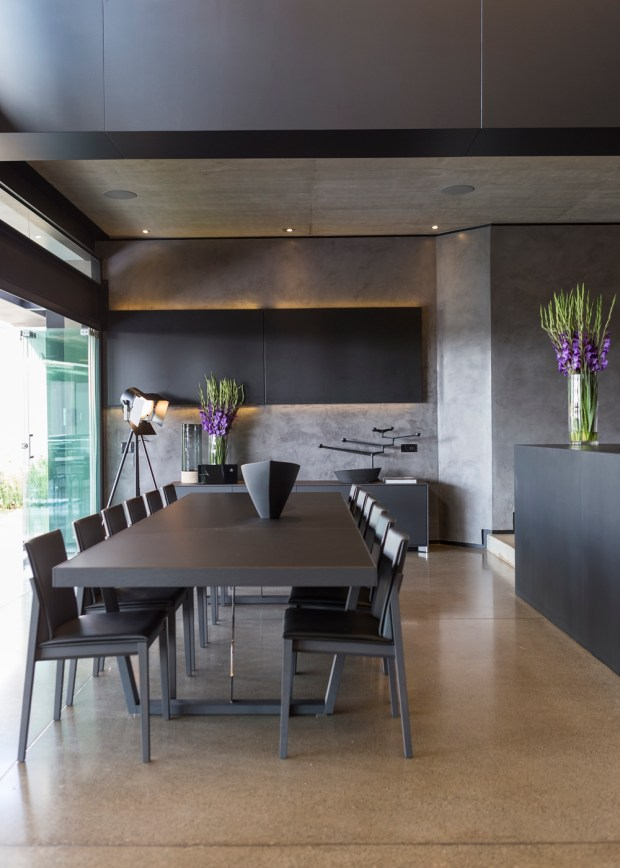 Dinning room in one of the best houses in the world