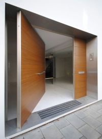 Door designs: 40 modern doors perfect for every home ...