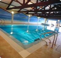 Building Indoor Swimming Pool  Architecture Decorating Ideas