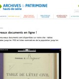 Archives Hauts de Seine