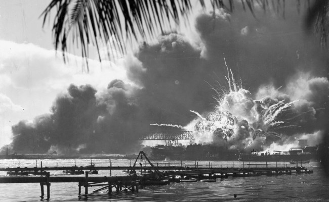From Pearl Harbor To Elvis Images That Endure