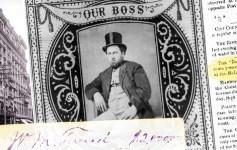 Featured Image: Boss Tweed Visits Wheeling, 1873