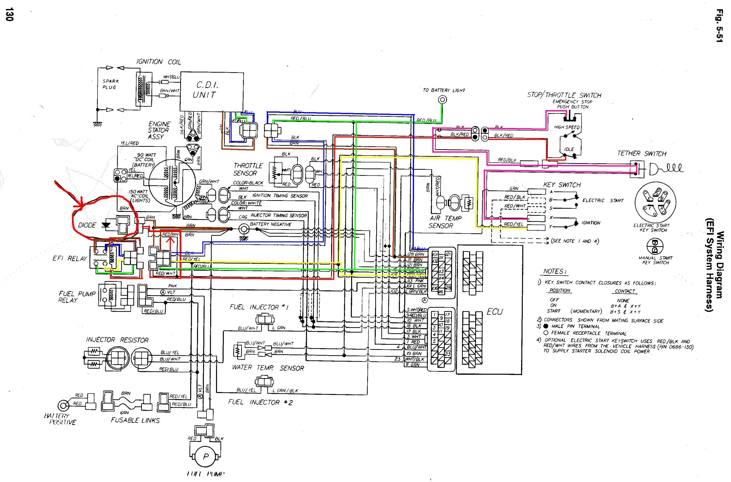 wiring diagram winch upstairs and downstairs