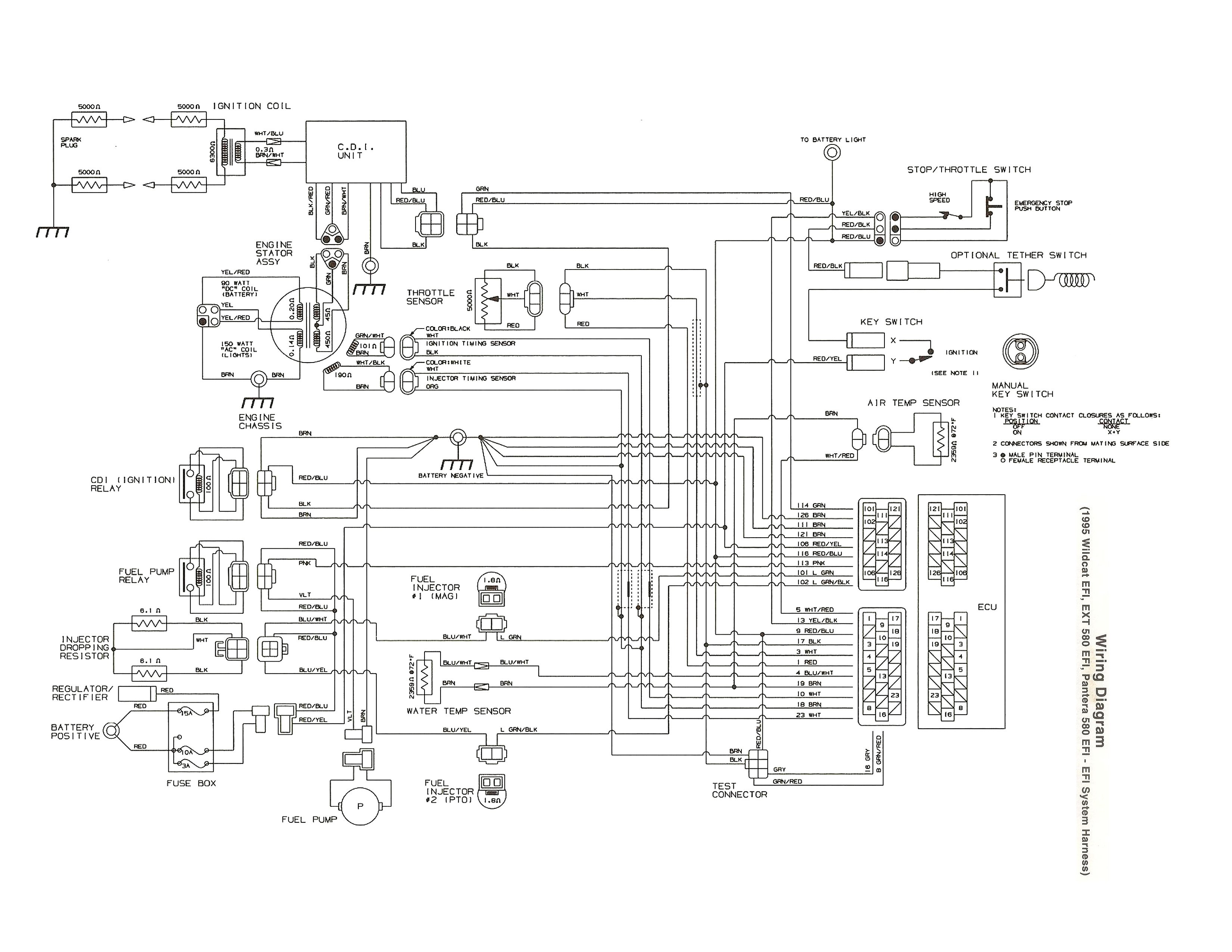 1996 arctic cat jag 440 wiring diagram