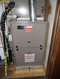 Arctic Comfort Air Conditioning and Heating, Equipment ...