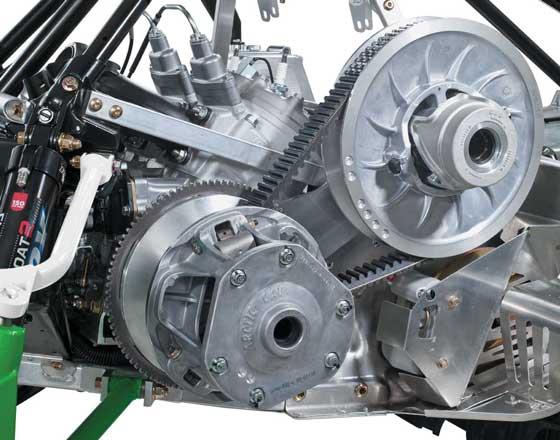 ArcticInsider - 2013 Arctic Cat Snowmobile Drivetrain Updates