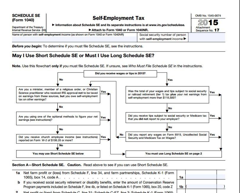 Freelance Writer Taxes Self Employment Tax - ArcticLlama - tax form