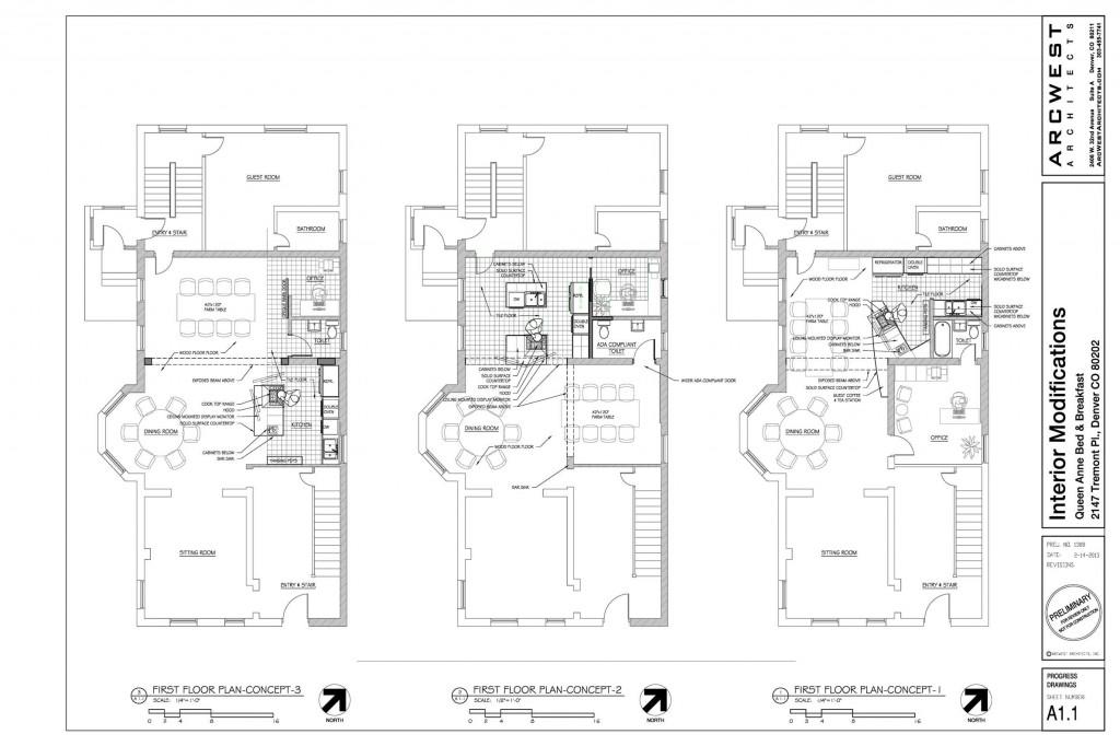 plan b electrical design