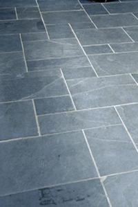 Slate Floor Tiles and Flooring in Black, Grey and Cinza