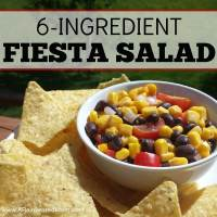 6-Ingredient Fiesta Salad