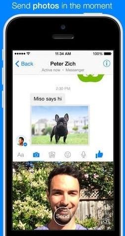Facebook Messenger 5 Facebook Messenger 5.0 = WhatsApp?