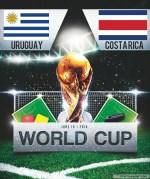 Broker Resmi Piala Dunia Terjamin No Uruguay Vs Costa Rica