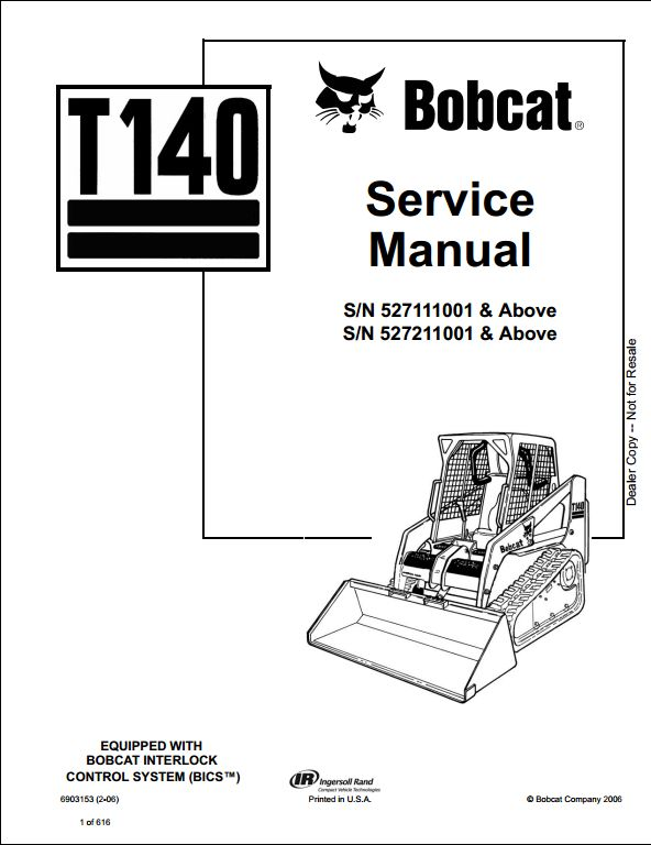 bobcat 743 wiring diagrams