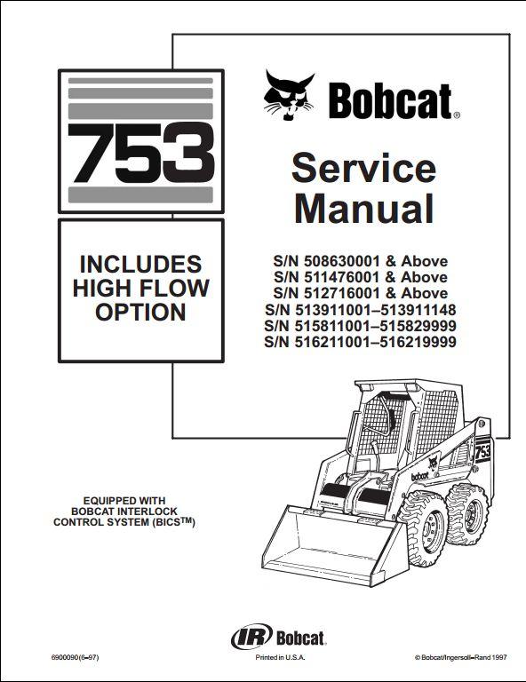 753 bobcat wiring diagram