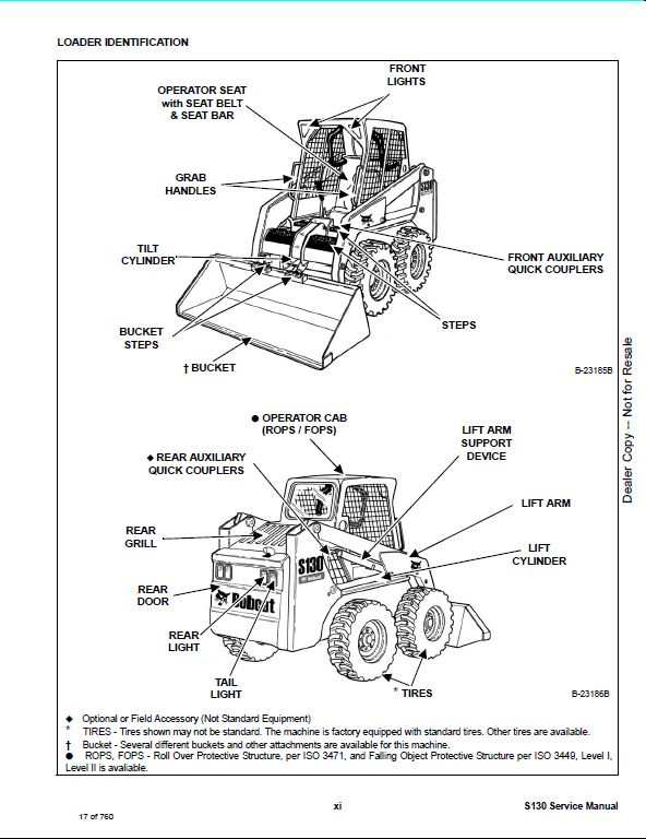 wiring diagram for bobcat t650