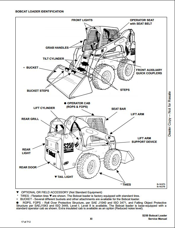 s300 bobcat wire diagram