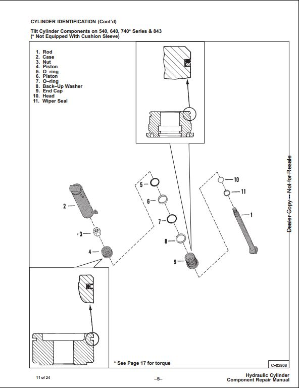 bobcat 743 parts manual bobcat skid steer parts diagram