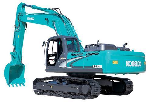 Kobelco Model SK330(LC)-6E,SK330NLC-6E Hydraulic Excavator Service