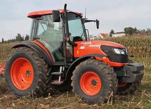 2007-2009 Kubota WSM M8540,M9540 Tractor Service Repair Workshop