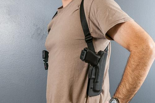 Ares Tactical Shoulder Holster