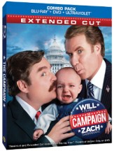 The Campaign Blu Ray Giveaway