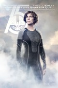 The Hunger Games: Catching Fire Quell Posters   More Women Than Expected