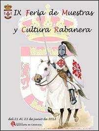 La Feria de Muestras y cultura rabanera trasladará a Argamasilla de Calatrava a la época del medievo