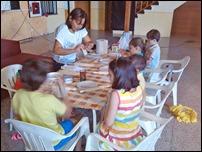 En Argamasilla de Calatrava comienza la nueva temporada del programa Chiquicentro que estrena nuevo horario y nuevos contenidos
