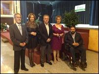 Alrededor de un centenar de personas asistieron al concierto de José Luis Trapero Sánchez, a beneficio de la AECC de Argamasilla de Calatrava
