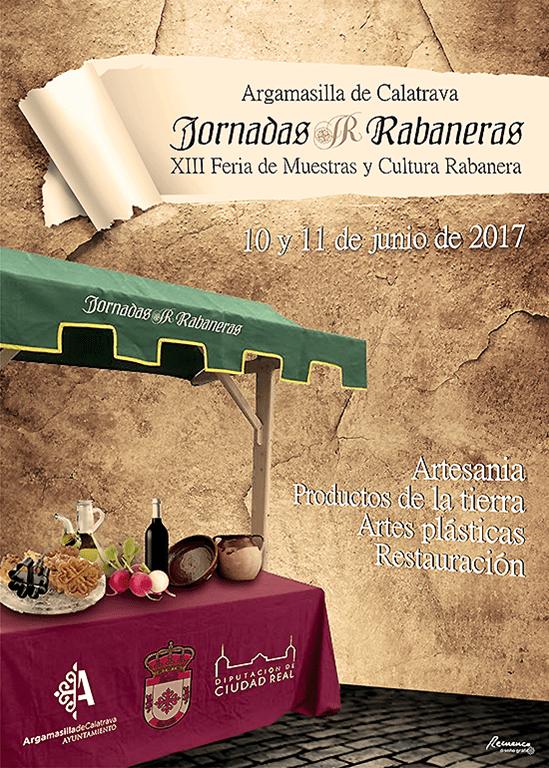 La Feria de Muestras y Cultura Rabanera regresa este sábado y domingo, en su decimotercera edición, al Parque 'Huerta Asaura'
