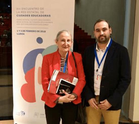 Argamasilla de Calatrava renueva su condición de miembro de pleno derecho en la Red Estatal de Ciudades Educadoras