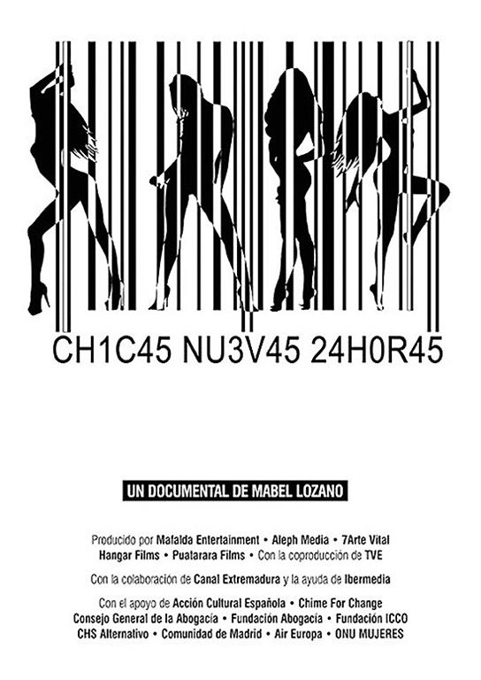 Mabel Lozano comparte este viernes con alumnado de ESO y Bachillerato del 'Alonso Quijano' su elogiado documental 'Chicas Nuevas 24 horas'