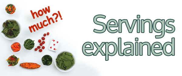 servings explained