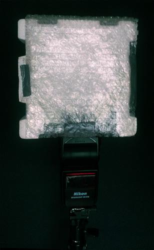 ventana de flash casera- softbox