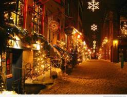 julforberedelser