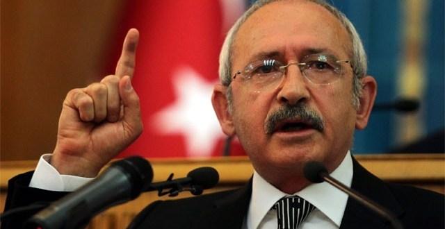 """Kılıçdaroğlu: """"Atatürkçü Subaylar Olmasaydı Darbe Gerçekleşirdi"""""""