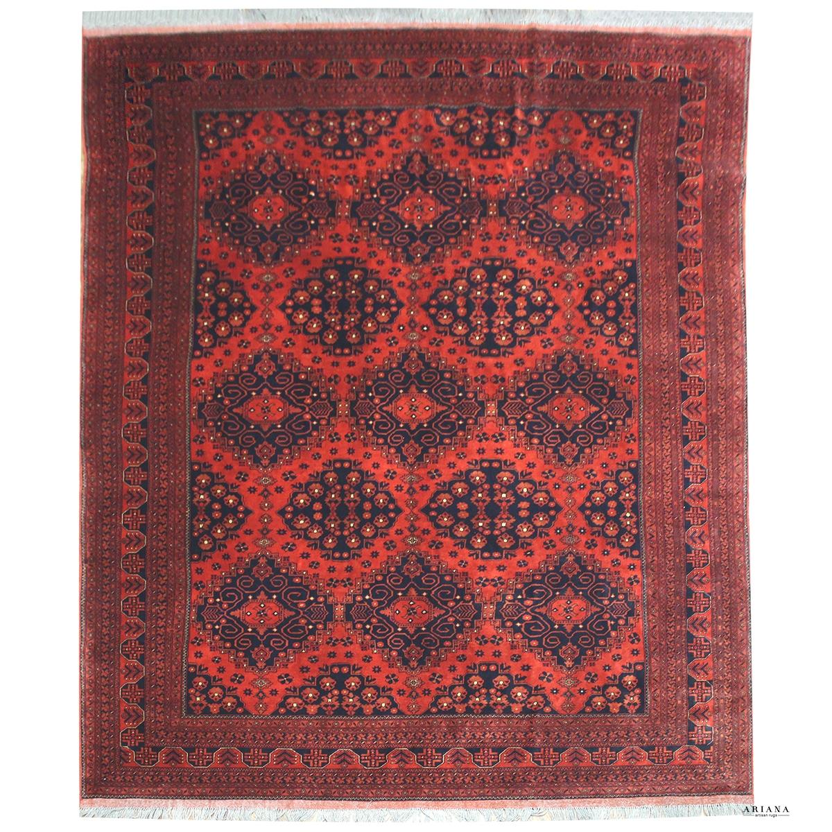Afghan Wool Rug Ariana Artisan Rug Co
