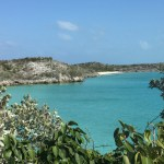 Warderick Wells, where the Exuma Land & Sea Park headquarters is located, was one island we walked extensively.