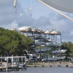 Recreational boating is big on the ICW, ...