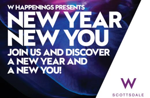 New Year New You W Scottsdale Nightlife