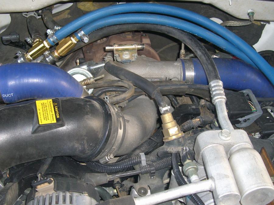 Coolant leak 01 LB7 4X4 - Diesel Place  Chevrolet and GMC Diesel