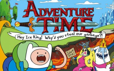 Soundtrack de Adventure Time: Hey Ice King! GRATIS!