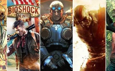 ARKADIAN | Los 5 juegos más esperados del 2013