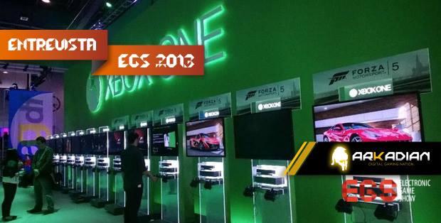 EGS 2013 | Entrevista con Jaime Limón de Xbox México