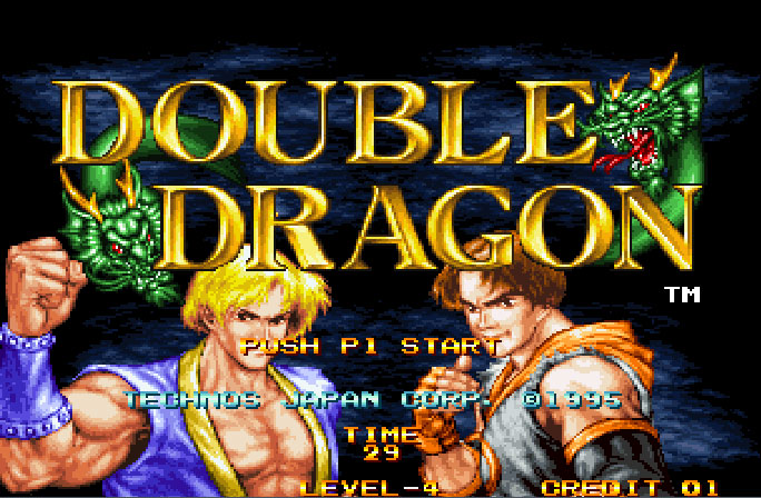 Double Dragon Trilogy llega a iOS y android